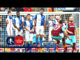 Best Goals - 5th Round Emirates FA Cup 201516 | Top Five