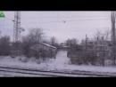 ЮРТВ 2016 Поездка из Сочи в Пятигорск на поезде №644 Адлер - Кисловодск в плацкарте. №126