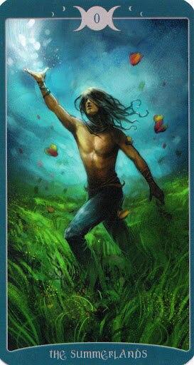 "Таро Книга Теней том 1 ""Как Наверху"" (The Book of Shadows Tarot (Volume 1 As Above) RhqeWFrO0Kc"
