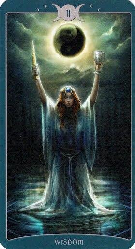 "Таро Книга Теней том 1 ""Как Наверху"" (The Book of Shadows Tarot (Volume 1 As Above) B78uxuCvJ3A"