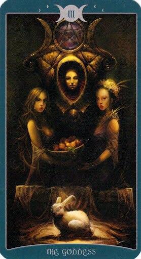 "Таро Книга Теней том 1 ""Как Наверху"" (The Book of Shadows Tarot (Volume 1 As Above) AD5Eod4fSQY"
