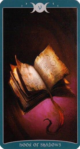 "Таро Книга Теней том 1 ""Как Наверху"" (The Book of Shadows Tarot (Volume 1 As Above) CrIuAP_xrKc"