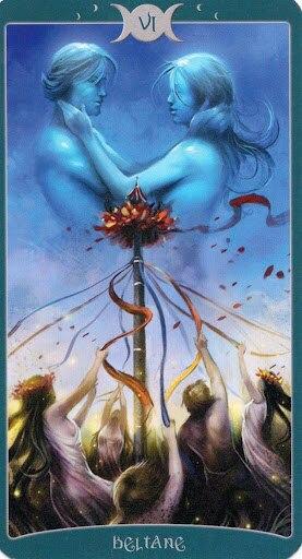 "Таро Книга Теней том 1 ""Как Наверху"" (The Book of Shadows Tarot (Volume 1 As Above) UdCzunQId0U"