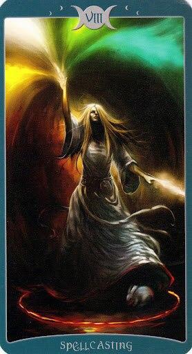 "Таро Книга Теней том 1 ""Как Наверху"" (The Book of Shadows Tarot (Volume 1 As Above) 5qp5E0BIojs"