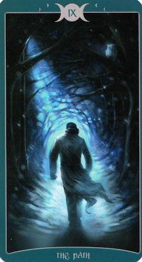 "Таро Книга Теней том 1 ""Как Наверху"" (The Book of Shadows Tarot (Volume 1 As Above) - Страница 2 J1c5sC4_YYs"