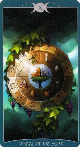 "Таро Книга Теней том 1 ""Как Наверху"" (The Book of Shadows Tarot (Volume 1 As Above) - Страница 2 ZJugNpmQu0A"