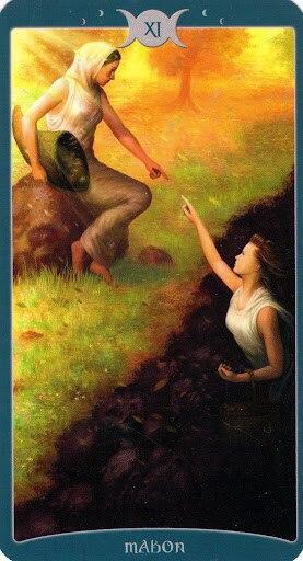 "Таро Книга Теней том 1 ""Как Наверху"" (The Book of Shadows Tarot (Volume 1 As Above) - Страница 2 V0Y0vy_LYTc"