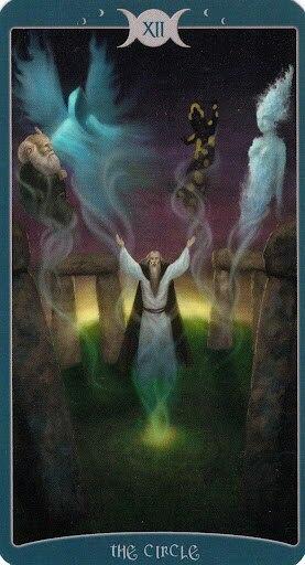 "Таро Книга Теней том 1 ""Как Наверху"" (The Book of Shadows Tarot (Volume 1 As Above) - Страница 2 LxTmv8480Z0"