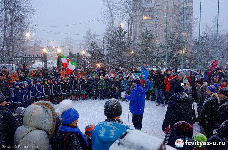 Турнир по футболу, посвящённый Дню защитника Отечества среди детских команд 2008 г.р. 22.02.2016 года