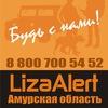 Поисковый отряд Лиза Алерт Амурская область