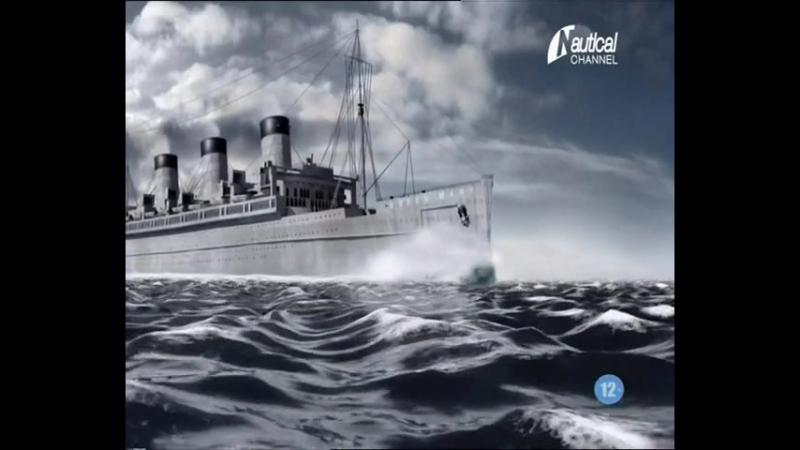 Тайны затонувших кораблей. 4 серия. Опасный курс