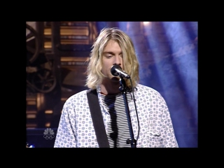 Nirvana - NBC Studios (Saturday Night Live) New York, NY, USA, 25.09.1993 [HD]