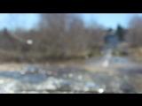Штурмую брод на динамичке)))Видео из салона(Парма 2016)