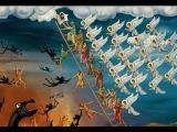 Мытарства души. Житие святого Василия Нового и хождения по мытарствам преп Феодоры.