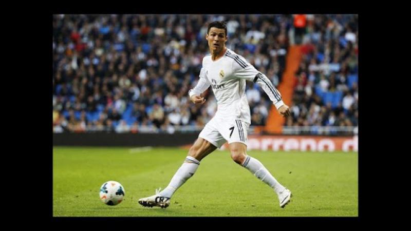 Cristiano Ronaldo 2013/14 ●Dribbling/Skills/Runs● |HD|