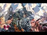 Стрим по игре TERA с Кросом .Часть 1 - начало истории.