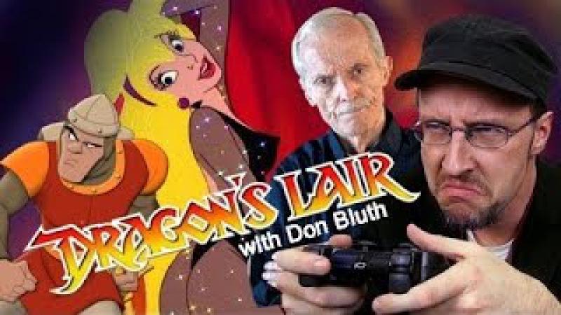 Ностальгирующий Критик: Dragon`s Lair