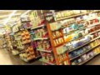 США. Цены на товары и продукты в дешевых магазинах в Америке. Супермаркет WALMART. Март 2016 .