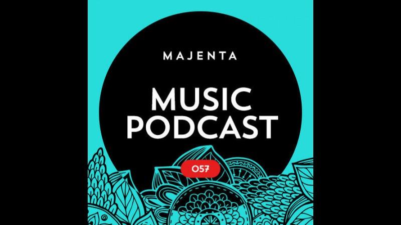 MAJENTA - Music Podcast 057 (13.07.2016)