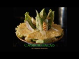 Caesar Salad w Grilled Chicken - Bruno Albouze - THE REAL DEAL