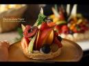 Fresh Fruit Dacquoise Tart - Bruno Albouze