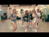HyunA(현아) - 어때? (Hows this?) Choreography Practice Video