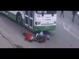 Сбитые пешеходы_Смерть на дороге. Подборка ДТП