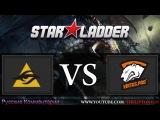 [RU] Dota 2 | Team Secret vs Virtus pro | Starladder + i-League | 13.01.2016