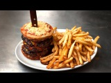 The Atomic Burger - The Hottest Burger EVER!