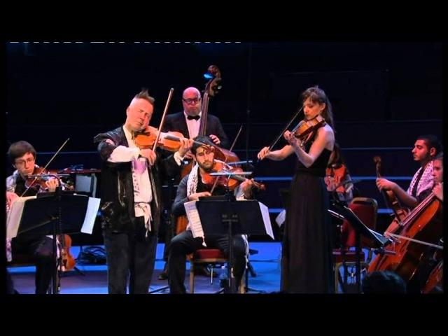Nigel Kennedy the Palestine Strings, Vivaldi The Four Seasons - Aug 2013, Proms - BBC. 1/3
