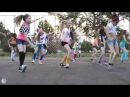 Omi - Cheerleader Choreography / Firecrackers AQUA