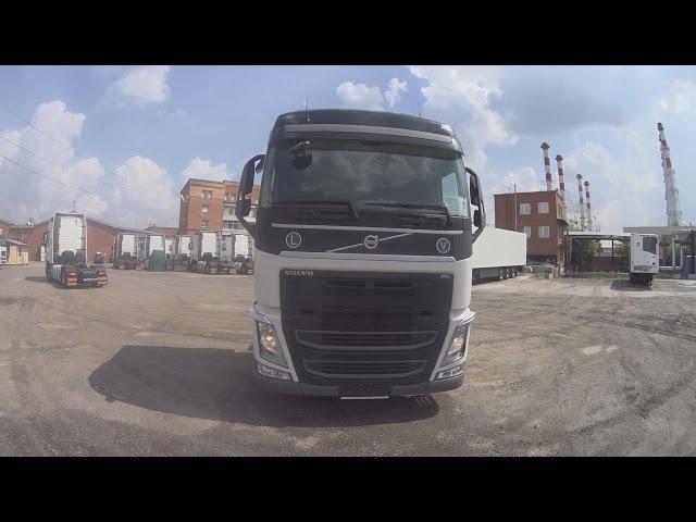 Седельный тягач Volvo ВОЛЬВО FH13.460 ID4577