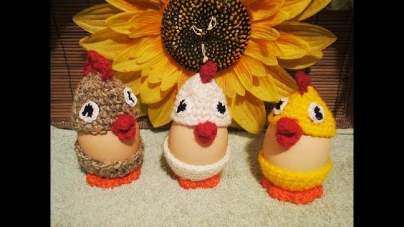 Пасхальный чехол на яйцо Carrying case Easter egg Crochet