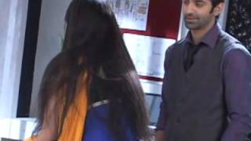 [TB]Sanaya Irani and Barun Sobti - 29th July 2012 [Nok - Jhok between Arnav and Khushi]