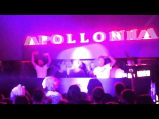 APOLLONIA @ HUND Underground Music Movement 19.02.2016 by LUCA DEA