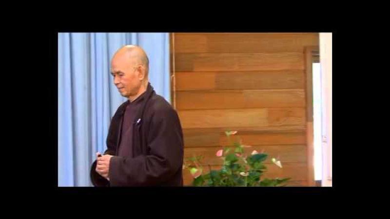 Тело Будды, Тело Сангхи, Тело Дхармы 14 июня 2012 года, Тит Нат Хан