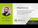 Skoltech Colloquium 06.11.2014