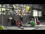 Jessica Lucero (58kg) Clean Complex