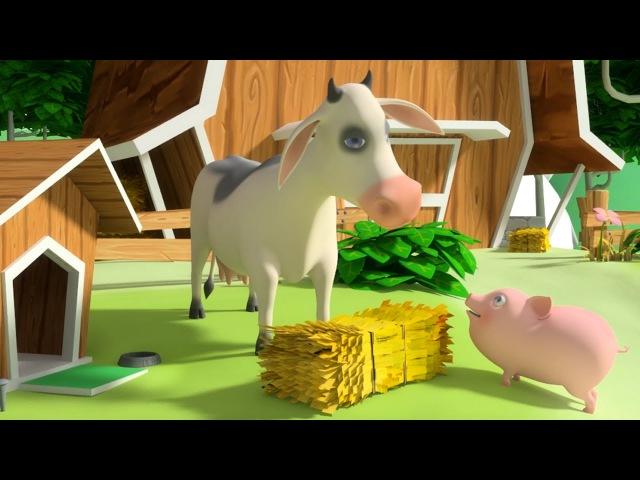 Корова Лола - Песни для детей с животными