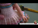 Платье Капучино с Ванилью вяжем лиф платья