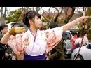 通し矢 大的全国大会 三十三間堂 京都観光 Moments in Kyoto - Toh-shiya   Archery Contest Sanjyusangendo Kyoto Japan