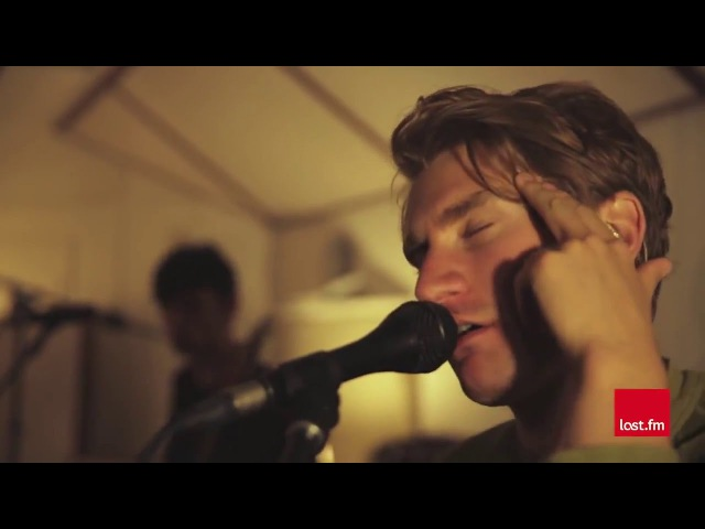 Glass Animals - Hazey (Last.fm Lightship95 Series)