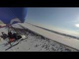 Чебоксары - лыжня России 2016