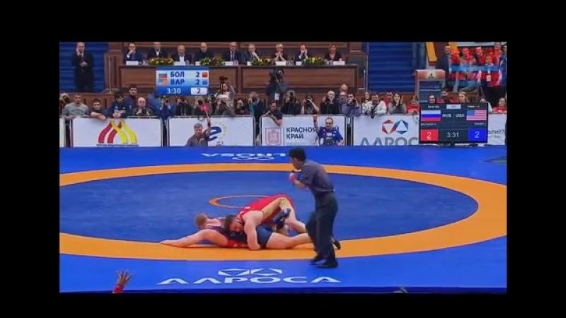 2yxa_ru_YArygin-2016_Final_97kg_Anzor_Boltukaev_Rossiya_vs_Dzheyk_Varner_SS