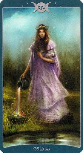 """Таро Книга Теней том 1 """"Как Наверху"""" (The Book of Shadows Tarot (Volume 1 As Above) 46sd7SQFo4s"""