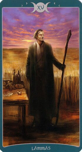 "Таро Книга Теней том 1 ""Как Наверху"" (The Book of Shadows Tarot (Volume 1 As Above) QkHnkw_QtL8"