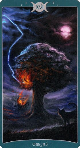 "Таро Книга Теней том 1 ""Как Наверху"" (The Book of Shadows Tarot (Volume 1 As Above) - Страница 2 EuEJI8Gsh34"