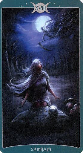 "Таро Книга Теней том 1 ""Как Наверху"" (The Book of Shadows Tarot (Volume 1 As Above) - Страница 2 3MZHenBi8UQ"