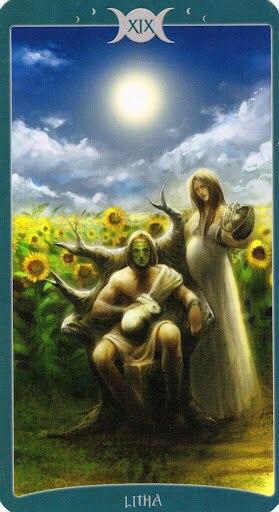 "Таро Книга Теней том 1 ""Как Наверху"" (The Book of Shadows Tarot (Volume 1 As Above) LO5x61ghcmw"