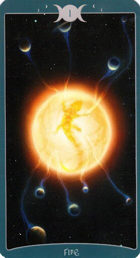 "Таро Книга Теней том 1 ""Как Наверху"" (The Book of Shadows Tarot (Volume 1 As Above) TFskBicnLyc"